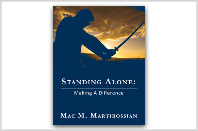 Standing Alone: Making A Difference