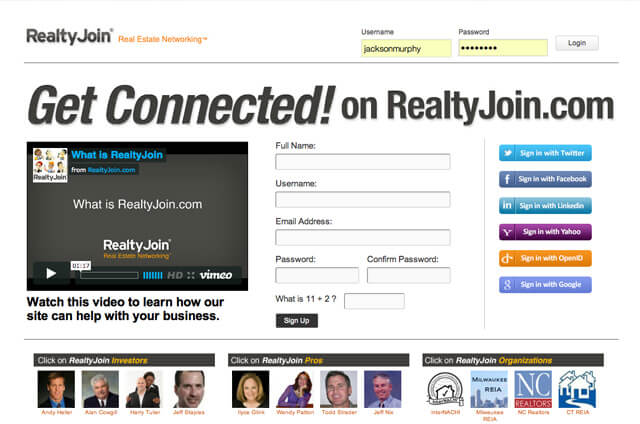 RealtyJoin.com