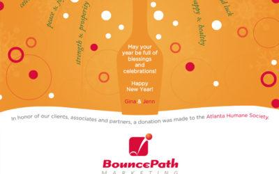 BouncePath Marketing Happy New Year 2012