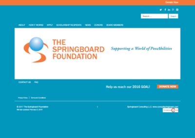 The Springboard Foundation