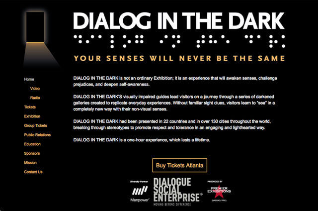 Dialog In The Dark Jackson Murphy